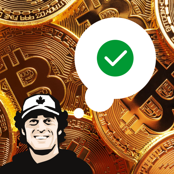 Bitcoin payment is available now!