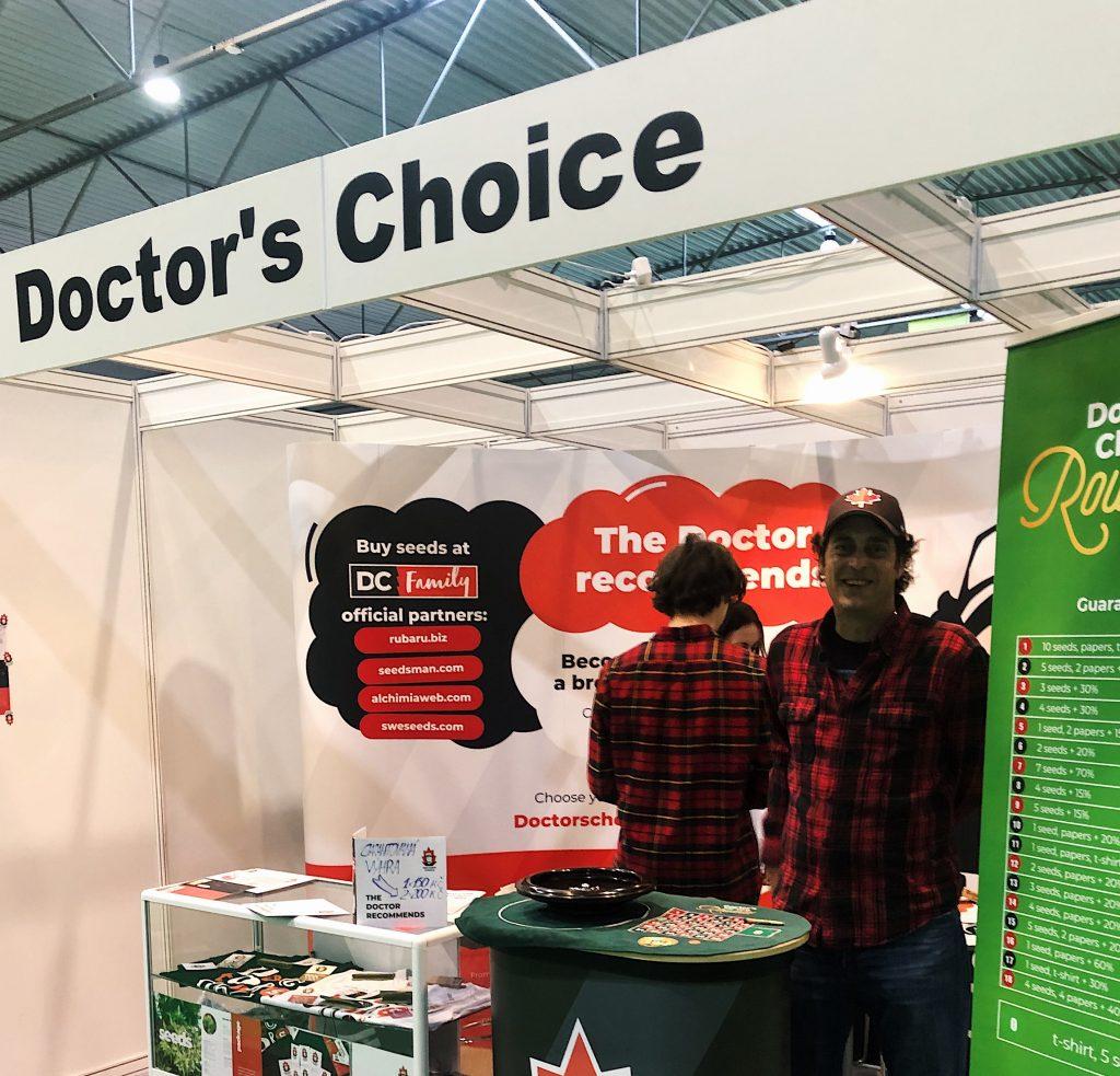 Doctor's Choice at Cannafest'19:  Summary